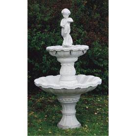 Fountain h155 cm,  d 88 cm, w 175 kg