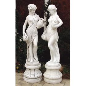 Statue (Ampule) h 130 cm, w 95 kg