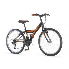 "Dječji bicikl Venssini 24"" crni"