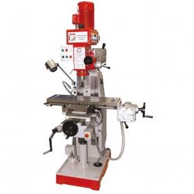 Milling machine for metalworking BF500 400V Holzmann Maschinen
