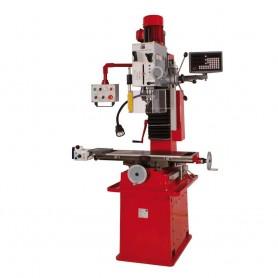Milling machine for metalworking BF50DIG 400V Holzmann Maschinen