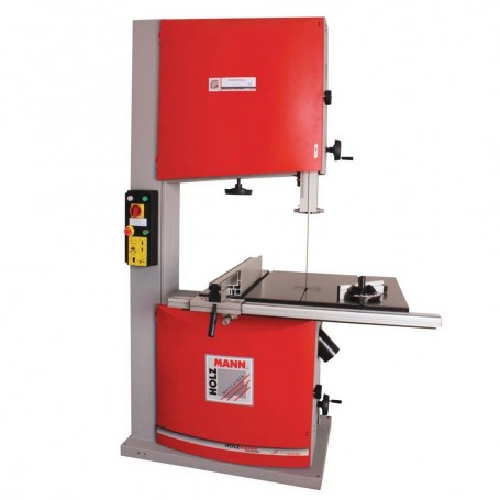 Holzmann Maschinen HBS700 400V bandsaw for woodworking is high quality industrial machine.