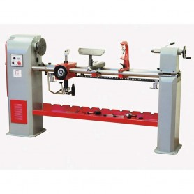Holzmann Maschinen DBK1300F 400V lathe for woodworking is precise tool for professionals.