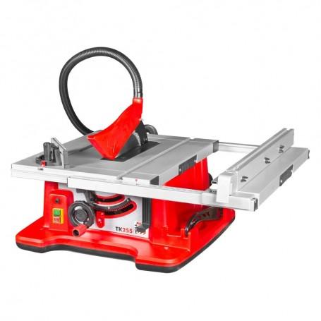 Holzmann Maschinen TK255 230V table saw for woodworking