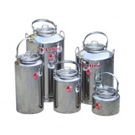 Inox posuda za mlijeko/med 5l