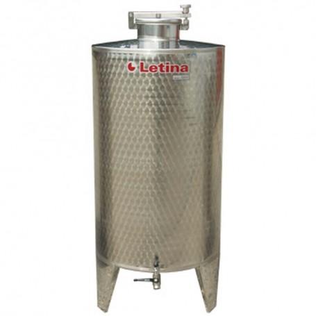 Tank for storing liquids 620l