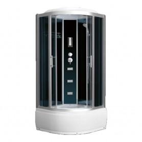 Aura 90x90x218cm hydromassage shower