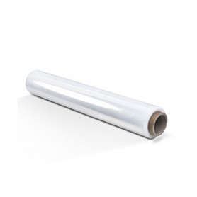 200m 50cm hand-held stretch foil transparent