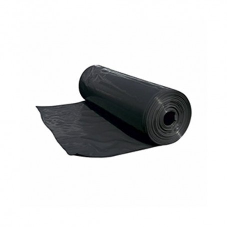 4000mm 150my PE construction foil black