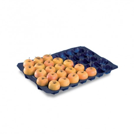 390x590mm PP fruit inserts