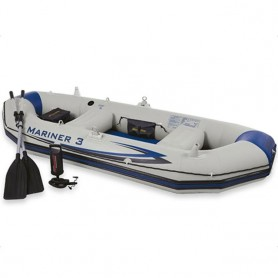 Mariner 3 - rubber boat set - Intex