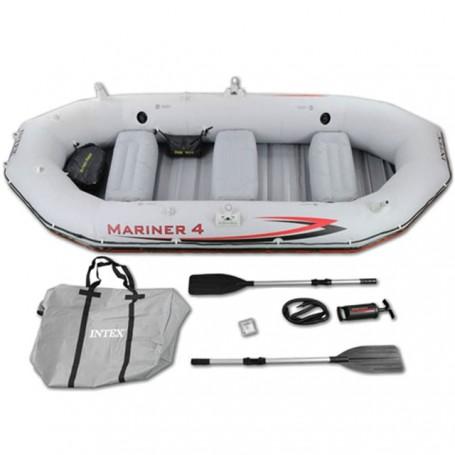 Mariner 4 - rubber boat
