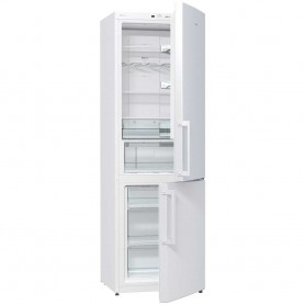 Gorenje NRK6191GHW refrigerator with bottom freezer