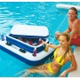 Mega Chill floating cooling islet for a drinks