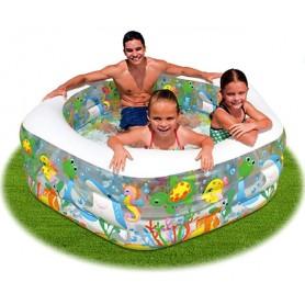 Ocean World Garden Pool - Intex