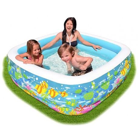 The sea world children's pool - Intex