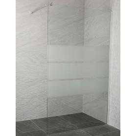 Vetro Linea 110 shower glass