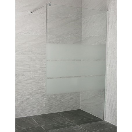 Vetro Linea 110 shower glass
