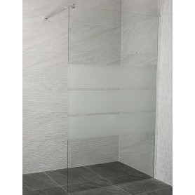 Vetro Linea 120 shower glass
