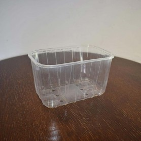 185x116x105mm PP transparent bowl for fruit and vegetables