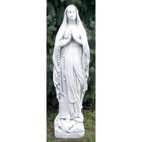 Saint Mary Concrete statue h 80 cm w 30 kg