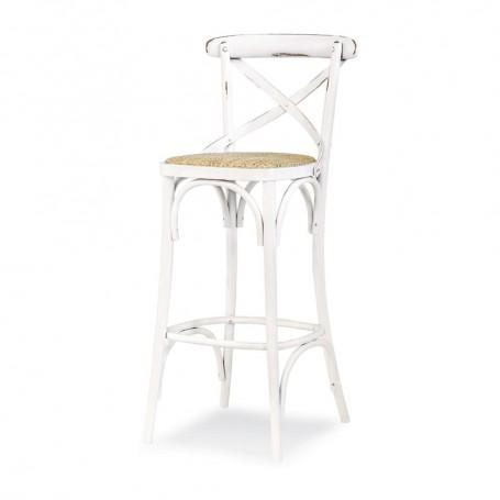 Ciao/SG/6A (white antique) Bar stools