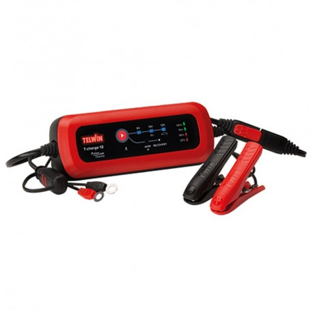 Battery charger Telwin T-Charge 12 6/12V