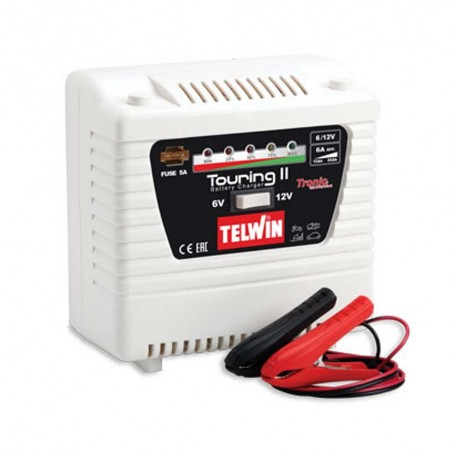 Battery charger Telwin Touring 11 6/12V