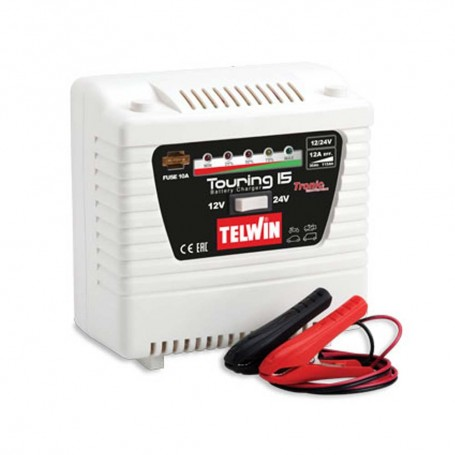 Battery charger Telwin Touring 15 12/24V