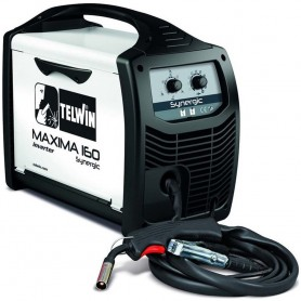 MIG/MAG inverter welding device Telwin Maxima 160