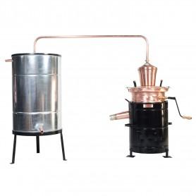 Praktik distilling pot still 80 liters