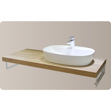 Atlas 80 Type B countertop with sink