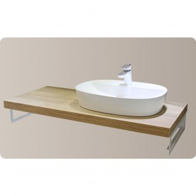 Atlas 120 Type B countertop with sink