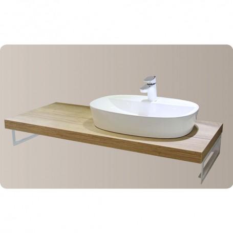 Atlas 120 Type B countertop with sink