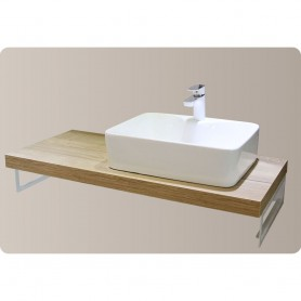 Atlas 80 Type C countertop with sink