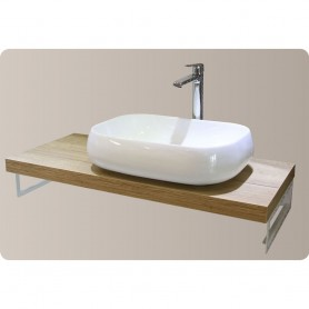Atlas 120 Type D countertop with sink