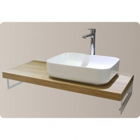 Atlas 100 Type E countertop with sink
