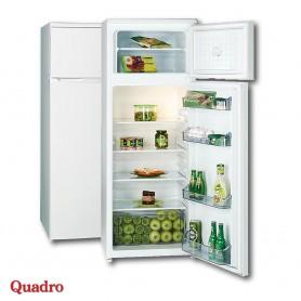 Combined refrigerator 227l Quadro DFR-2610A2+
