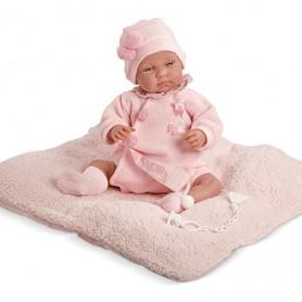 Beba curica s pokrivačem - Llorens