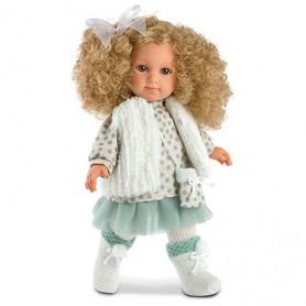 Lutka Elena s kovrčavom kosom - Llorens
