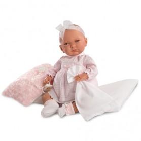 Beba Lala koja plače, s dekicom - Llorens