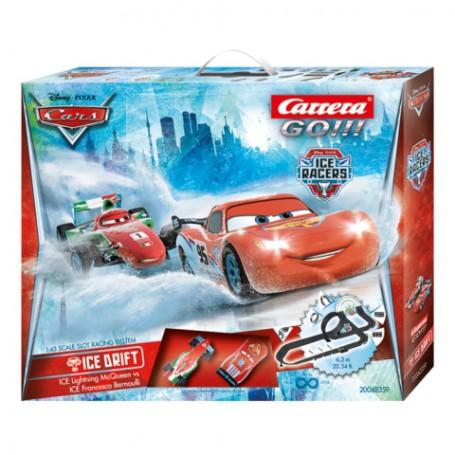 Cars Ice Drift trkaća pista u setu