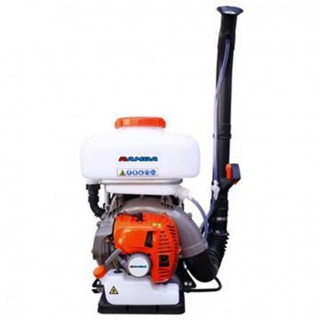Sprinkler with a pump 51, 7ccm/1, 6kw/range 12m