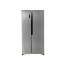 Quadro DFR-520 SBS LINOX 516L kombinirani hladnjak