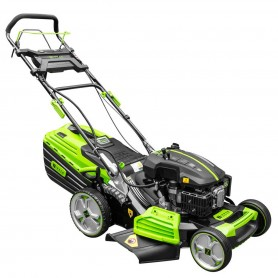 Gasoline lawn mower with e-start ZI-BRM52EST Zipper Maschinen