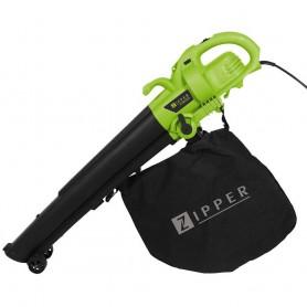 Električni puhač, usisavač i usitnjavač lišća ZI-SBH2600 Zipper