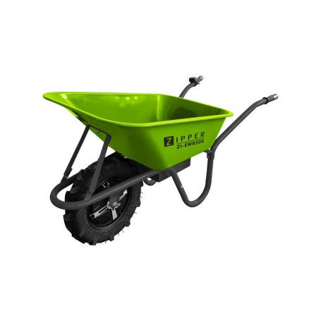 Electric wheelbarrow ZI-EWB500 lead aku Zipper Maschinen