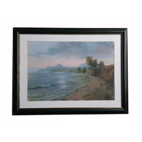 Slika- Olujno more