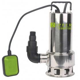 Vodena pumpa prljavu vodu ZI-DWP1100N 1100W Zipper