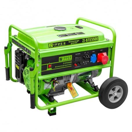Generator 5500W ZI-STE5500 Zipper Maschinen